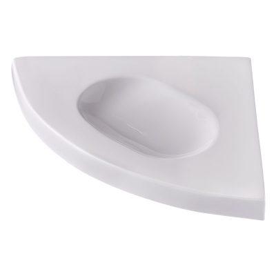 Corner Shelf with Soap Dish